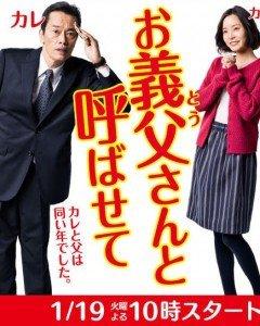 Xin Phép Con Gọi Bác Là Cha Otousan To Yobasete.Diễn Viên: Yua Shinkawa,Atsuro Watabe,Kenichi Endo,Misako Renbutsu
