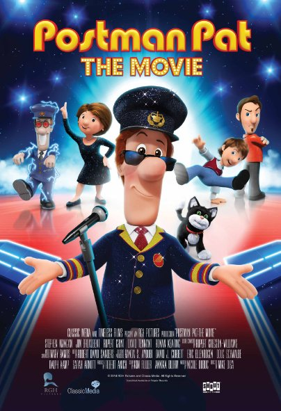 Huyền Thoại Đưa Thư - Postman Pat: The Movie Thuyết Minh (2014)