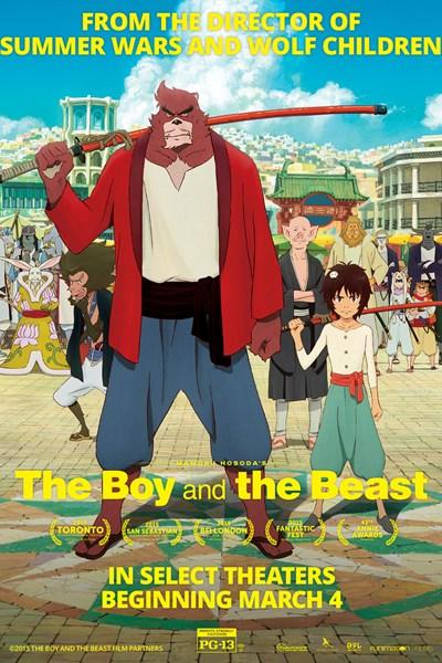 Cậu Bé Và Gã Quái Vật The Boy And The Beast.Diễn Viên: Bakemono No Ko