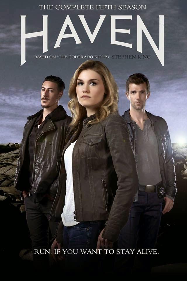 Thị Trấn Haven Phần 5 Haven Season 5.Diễn Viên: Emily Rose,Lucas Bryant,Eric Balfour