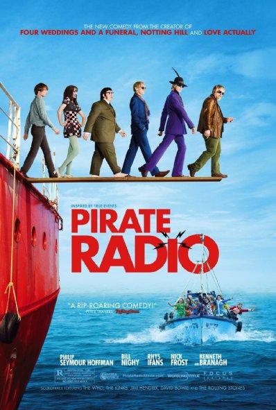 Đài Cấm Pirate Radio.Diễn Viên: Philip Seymour Hoffman,Bill Nighy,Nick Frost