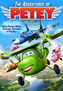 Cuộc Phiêu Lưu Của Petey Và Những Người Bạn Adventures Of Petey And Friends.Diễn Viên: Qian Feng,James Larabee,Cutter Ray Palacios,Troy Randal Smith,Jeannie Tirado