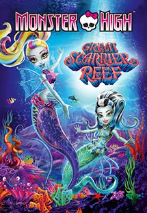 Trường Trung Học Quái Vật Monster High: Great Scarrier Reef.Diễn Viên: Oded Fehr,Roger Craig Smith,Lucien Dodge
