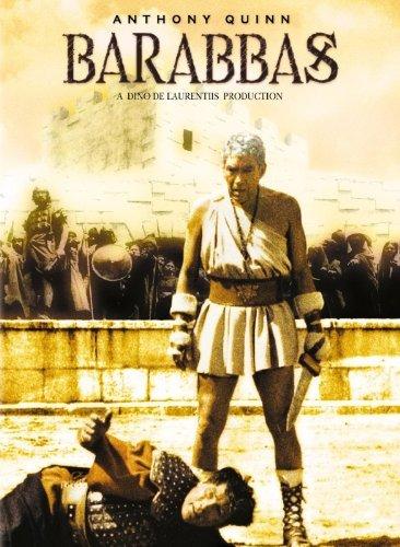 Tướng Cướp Barabbas Barabbas.Diễn Viên: Anthony Quinn,Silvana Mangano,Arthur Kennedy