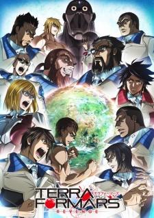 Terra Formars Revenge - Terra Formars 2Nd Season, Terraformars 2