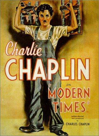 Thời Đại Tân Kỳ Modern Times.Diễn Viên: Charles Chaplin,Paulette Goddard,Henry Bergman,Chester Conklin,Hank Mann,Stanley Blystone,Al Ernest