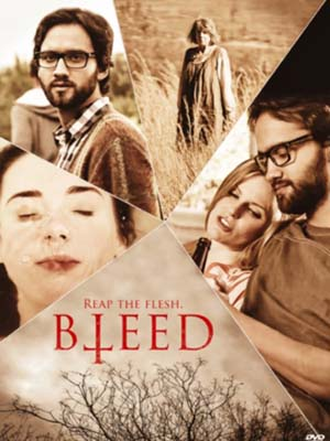 Lưỡi Dao Rĩ Máu Bleed.Diễn Viên: Chelsey Crisp,Riley Smith,Michael Steger,Lyndon Smith