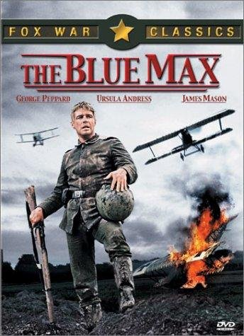 Thập Tự Xanh The Blue Max.Diễn Viên: George Peppard,James Mason,Ursula Andress