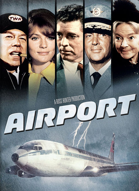 Chuyến Bay Nghẹt Thở Airport.Diễn Viên: Burt Lancaster,Dean Martin,George Kennedy