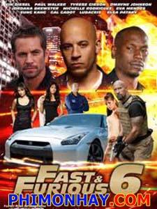 Quá Nhanh Quá Nguy Hiểm 6 Fast And Furious 6.Diễn Viên: Vin Diesel,Dwayne Johnson,Paul Walker
