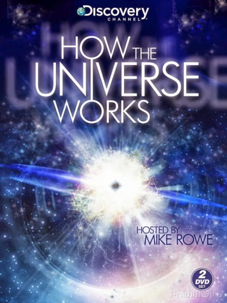 Khám Phá Vũ Trụ Phần 1 How The Universe Works Season 1.Diễn Viên: Richard Lintern,Phil Plait,Mike Rowe