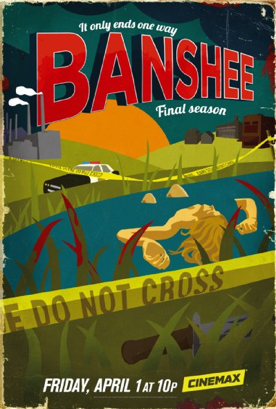 Thị Trấn Banshee Phần 4 - Banshee Season 4