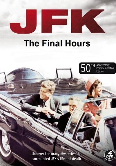 Những Giờ Phút Cuối Trong Cuộc Đời Kennedy Jfk: The Final Hours.Diễn Viên: Ian Harris,Clint Hill,Elizabeth Lambert