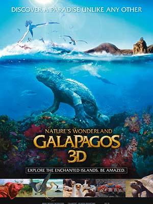 Khám Phá Quần Đảo Galapagos Cùng Tiến Sĩ David Attenborough Galapagos 3D.Diễn Viên: David Attenborough,Simon De Glanville,Anthony Geffen