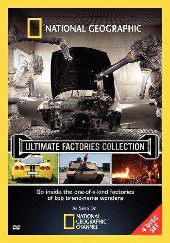 Những Siêu Nhà Máy Ultimate Factories.Diễn Viên: Christopher Cook,Pete Gold,Kevin T Moore