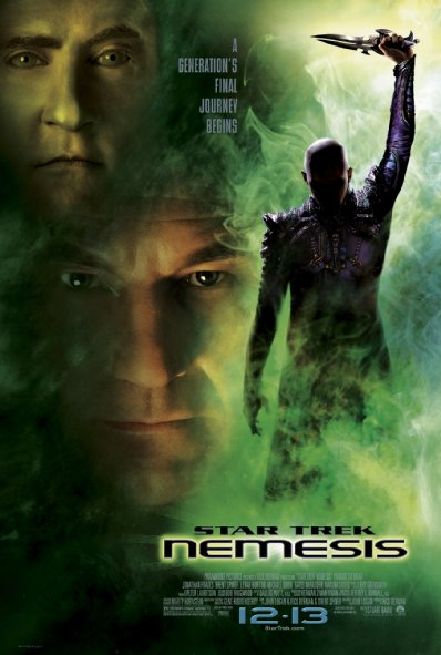 Du Hành Giữa Các Vì Sao 10 Star Trek: Nemesis.Diễn Viên: Patrick Stewart,Jonathan Frakes,Brent Spiner,Levar Burton