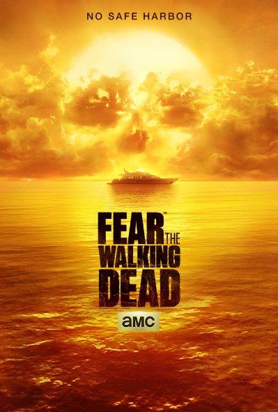 Xác Sống Đáng Sợ Phần 2 Fear The Walking Dead Season 2.Diễn Viên: Kim Dickens,Cliff Curtis,Frank Dillane