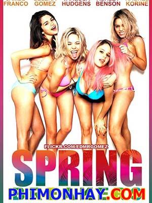 Kì Nghỉ Hoang Dại Spring Breakers.Diễn Viên: Selena Gomez,Vanessa Hudgens,Ashley Benson,James Franco
