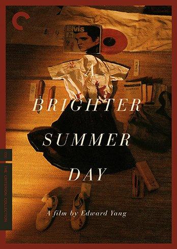 Một Ngày Hè Tươi Sáng Hơn A Brighter Summer Day.Diễn Viên: Chen Chang,Lisa Yang,Kuo,Chu Chang