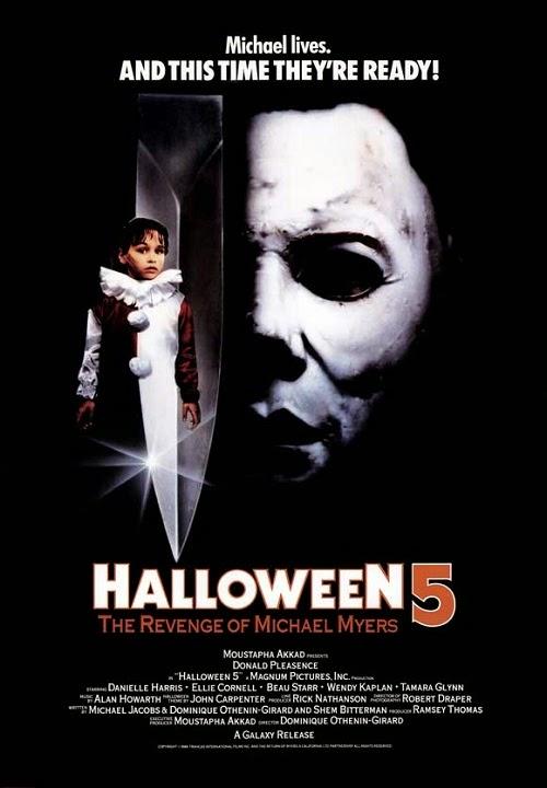 Sự Báo Thù Của Ác Quỷ - Halloween 5: The Revenge Of Michael Myers