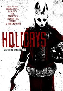 Kỳ Nghỉ Kinh Hoàng Holidays.Diễn Viên: Kevin Smith,Lorenza Izzo,Seth Green,Clare Grant