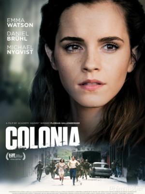 Tình Yêu Thời Bạo Loạn Colonia.Diễn Viên: Emma Watson,Daniel Brühl,Michael Nyqvist,Richenda Carey