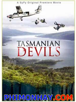 Quái Thú Hộ Sơn - Tasmanian Devils Thuyết Minh (2013)