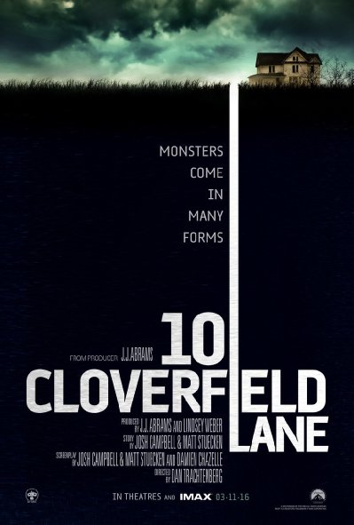 Căn Hầm 10 Cloverfield Lane.Diễn Viên: John Goodman,Mary Elizabeth Winstead,John Gallagher Jr