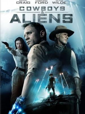 Cao Bồi Và Người Ngoài Hành Tinh Cowboys And Aliens.Diễn Viên: Daniel Craig,Harrison Ford,Olivia Wilde