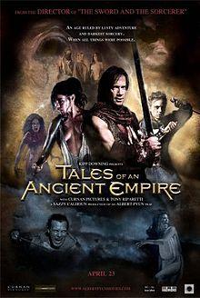 Khắc Tinh Của Quỷ: Chiến Binh Huyền Thoại Abelar: Tales Of An Ancient Empire.Diễn Viên: Kevin Sorbo,Matthew Willig,Ralf Moeller,Michael Paré