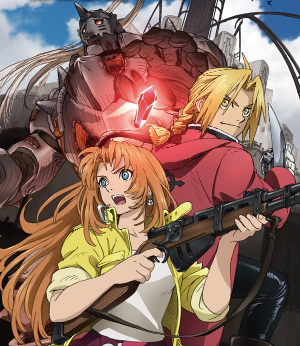 Fullmetal Alchemist: The Sacred Star Of Milos - Milos No Seinaru Hoshi: Hagane No Renkinjutsushi Movie 2