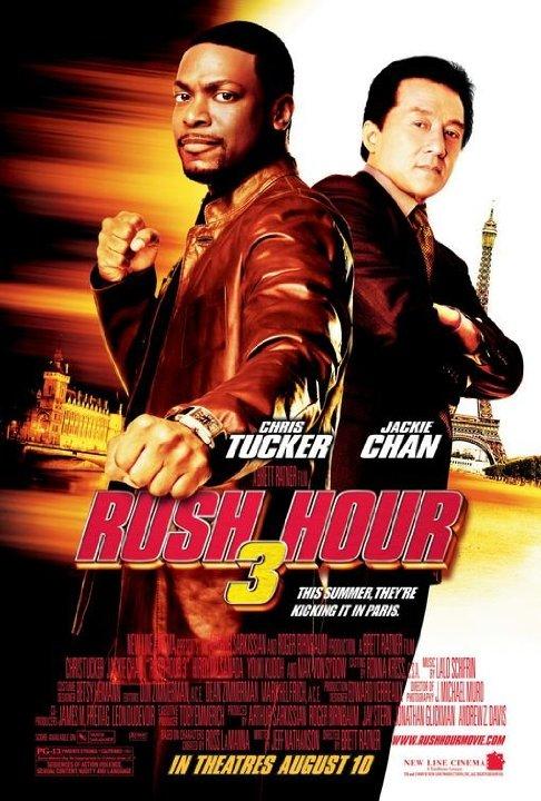 Giờ Cao Điểm 3 Rush Hour 3.Diễn Viên: Jackie Chan,Chris Tucker,Max Von Sydow