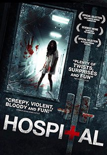 Bệnh Viện Ác Nhân The Hospital 2.Diễn Viên: Jim Orear,Daniel Emery Taylor,Betsy Rue,Debbie Rochon
