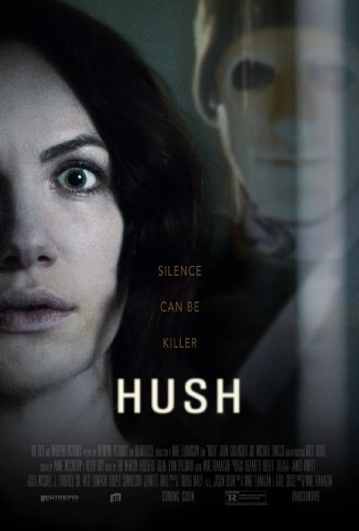 Câm Lặng Hush.Diễn Viên: John Gallagher Jr,Kate Siegel,Michael Trucco