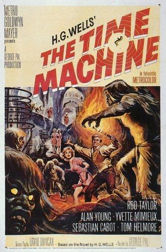 Cỗ Máy Thời Gian The Time Machine.Diễn Viên: Rod Taylor,Alan Young,Yvette Mimieux