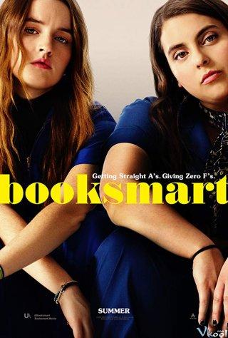 Đêm Trước Lễ Tốt Nghiệp Booksmart.Diễn Viên: Kaitlyn Dever,Beanie Feldstein