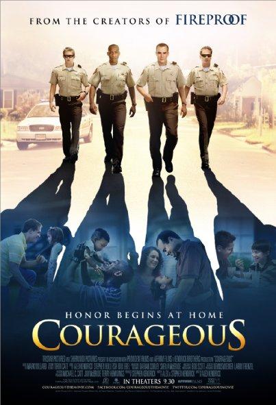 Cơ Đốc Courageous.Diễn Viên: Alex Kendrick,Ken Bevel,Kevin Downes