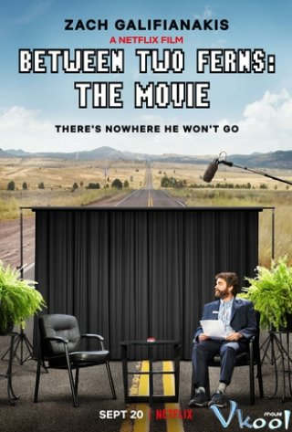 Bộ Phim: Phỏng Vấn Ngôi Sao Between Two Ferns: The Movie.Diễn Viên: David Gyasi,Chris Wood,Kristen Gutoskie,Claudia Black,George Young
