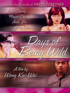 A Phi Chính Truyện Days Of Being Wild.Diễn Viên: Trương Quốc Vinh,Trương Mạn Ngọc,Lưu Gia Linh,Lưu Đức Hoa