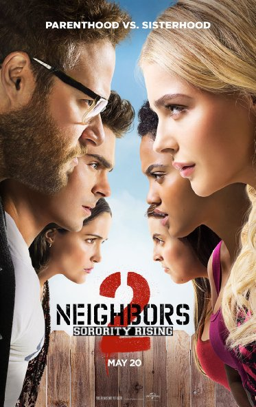 Hàng Xóm Ôn Dịch 2 Neighbors 2: Sorority Rising.Diễn Viên: Seth Rogen,Rose Byrne,Zac Efron