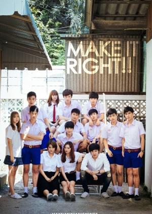 Tình Đến Rồi Đừng Để Lỡ Make It Right The Series.Diễn Viên: Ahn Jae Hyun,Kang Ho Dong