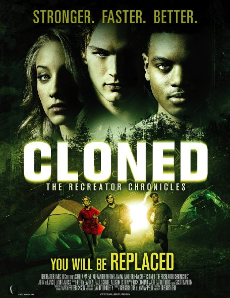 Nhân Bản: Cloned The Recreator Chronicles.Diễn Viên: Stella Maeve,Alexander Nifong,J Mallory Mccree