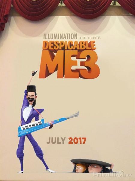 Kẻ Cắp Mặt Trăng 3 - Despicable Me 3