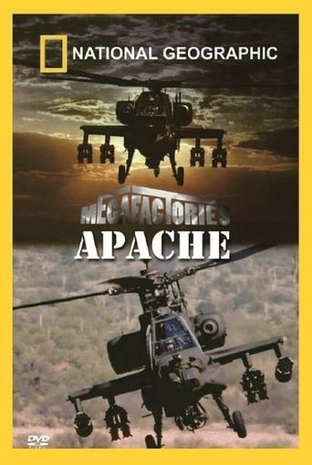 Máy Bay Trực Thăng Chiến Đấu Apache - Ultimate Factories: Apache Helicopter