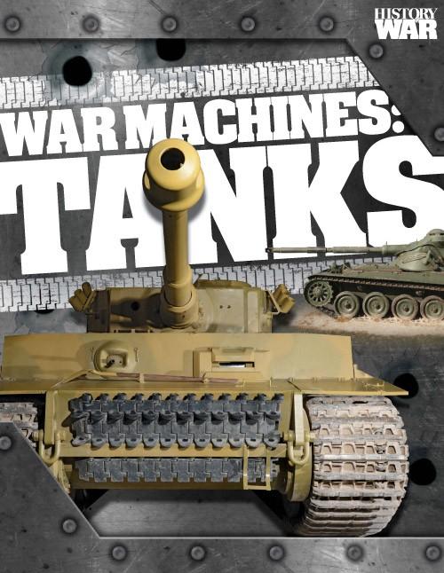 Xe Tăng: Cỗ Máy Chiến Tranh Megastructures: Machines Of War Tanks.Diễn Viên: Mark Halliley