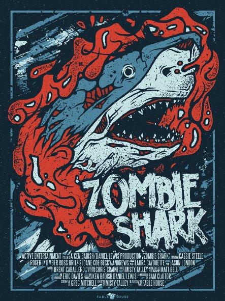 Cá Mập Thây Ma Shark Island.Diễn Viên: Cassie Steele,Jason London,Roger J Timber