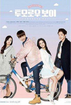 Chàng Trai Của Ngày Mai Tomorrow Boy.Diễn Viên: Kang Min Ah,Moon Ji,In,Vixx N,Yoo Se Hyung,Yoon Hee Suk
