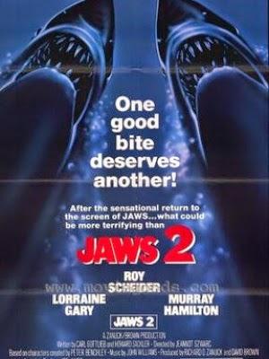 Hàm Cá Mập 2 Jaws 2.Diễn Viên: Roy Scheider,Lorraine Gary,Murray Hamilton