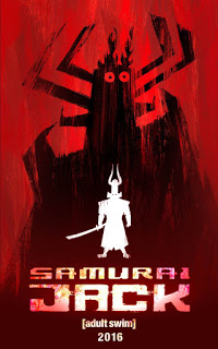 Samurai Jack - Jack Is Back