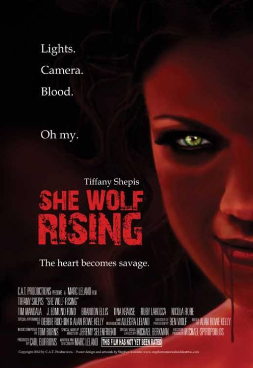 Người Sói Trỗi Dậy She Wolf Rising.Diễn Viên: Tiffany Shepis,Debbie Rochon,Timothy Mandala